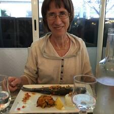 Anne-Sylvie felhasználói profilja