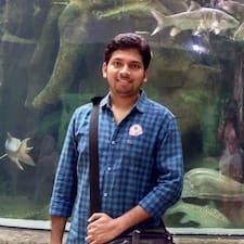 Profil Pengguna Manoj Kumar