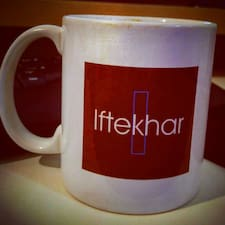 Profil korisnika Iftekhar