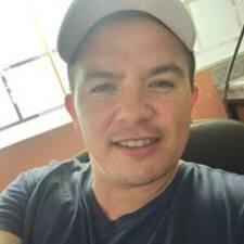 Henkilön Luis Arturo käyttäjäprofiili
