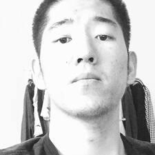 Wenhan felhasználói profilja