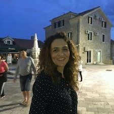 Profil utilisateur de Dijana