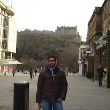 Profil utilisateur de Wajid