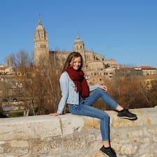 Profil utilisateur de Sabrina Maria