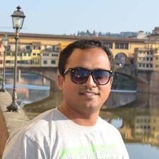 Gebruikersprofiel Shridhar