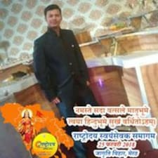 Shubham User Profile