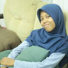 Profil utilisateur de Luthfia Rahma