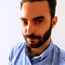 Perfil do usuário de Luis