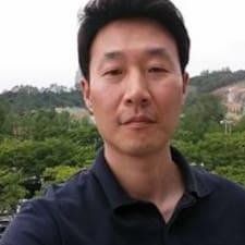 Профиль пользователя Woo Cheol