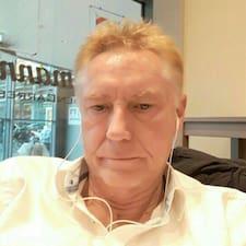 Reinhard felhasználói profilja