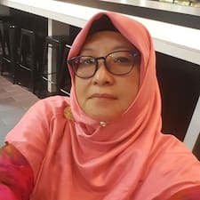 Wan Roslina User Profile