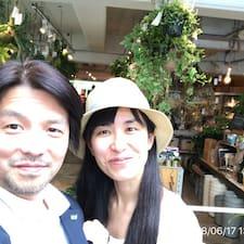 โพรไฟล์ผู้ใช้ Takuya & Chiharu