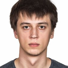 Pavel的用戶個人資料