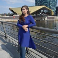 Irtaqa User Profile