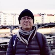 Guangwei User Profile