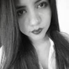 Mayre felhasználói profilja