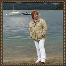 Elda - Uživatelský profil