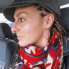 Delphine felhasználói profilja