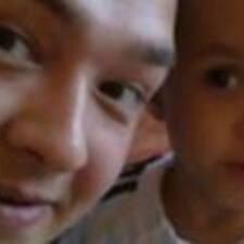 Marcos felhasználói profilja