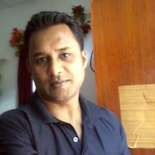 Perfil do utilizador de Vishal