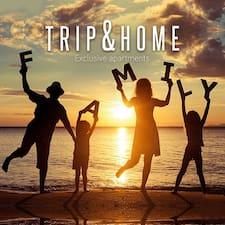 Trip And Home felhasználói profilja