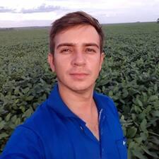 Henkilön Douglas José käyttäjäprofiili