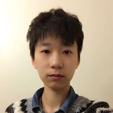 Nutzerprofil von Yifan