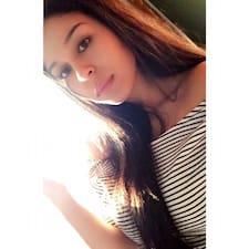 Profil utilisateur de Kamela