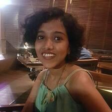 Profil utilisateur de Reshmi