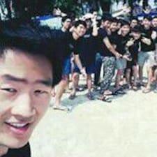 Henkilön Sanghyuk käyttäjäprofiili