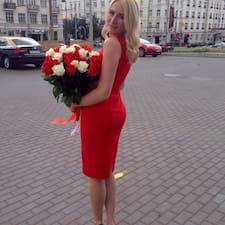 Gebruikersprofiel Yulia