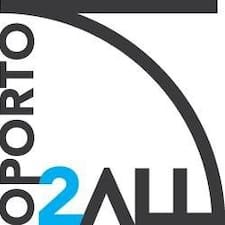Oporto2All Apartments User Profile