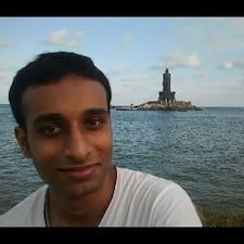 โพรไฟล์ผู้ใช้ Manoj