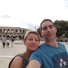 Eric & Roxane User Profile