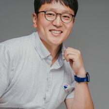 Henkilön Kyong Joon käyttäjäprofiili