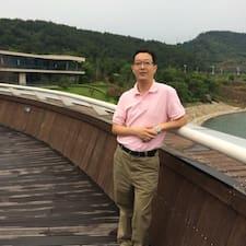 Henkilön 小华 käyttäjäprofiili