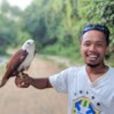Lalu Sandika felhasználói profilja
