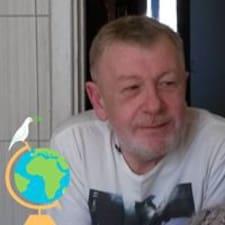 Profilo utente di Sergei V.