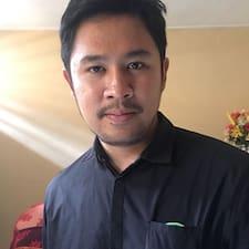Profil utilisateur de I Gede