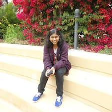 Sharmila的用戶個人資料
