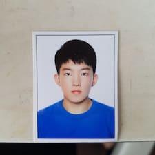 Jaewoo felhasználói profilja