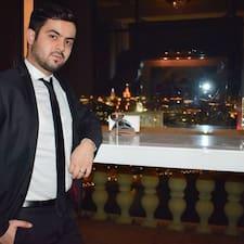 Sahand felhasználói profilja