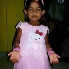 Sanjaya felhasználói profilja