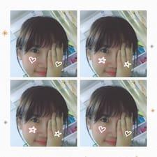Perfil de usuario de 芷莹