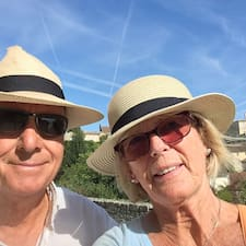 Jane & Richard felhasználói profilja