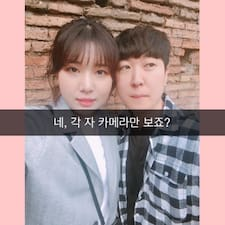 Perfil do utilizador de Myunghyun