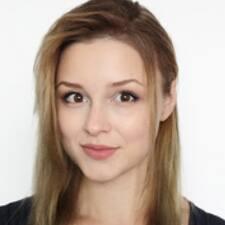 Alicja felhasználói profilja