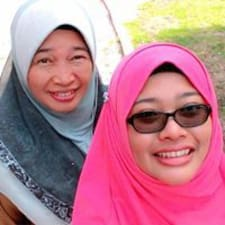 Perfil do utilizador de Wan Nur Syarifah Diana