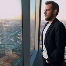 Henkilön Pavel käyttäjäprofiili