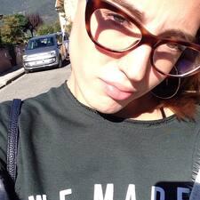 Matilde - Uživatelský profil